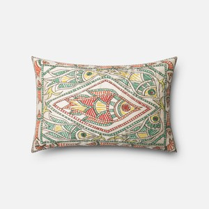 Multicolor Pillow | Loloi