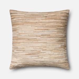 Beige Pillow   Loloi