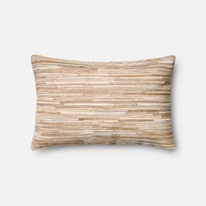 Beige Pillow | Loloi
