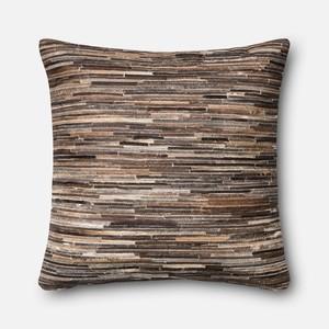 Brown Pillow   Loloi