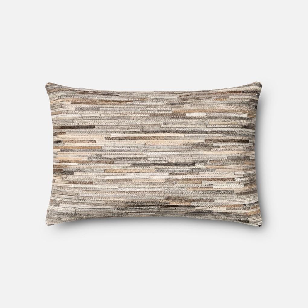 Grey Pillow   Loloi