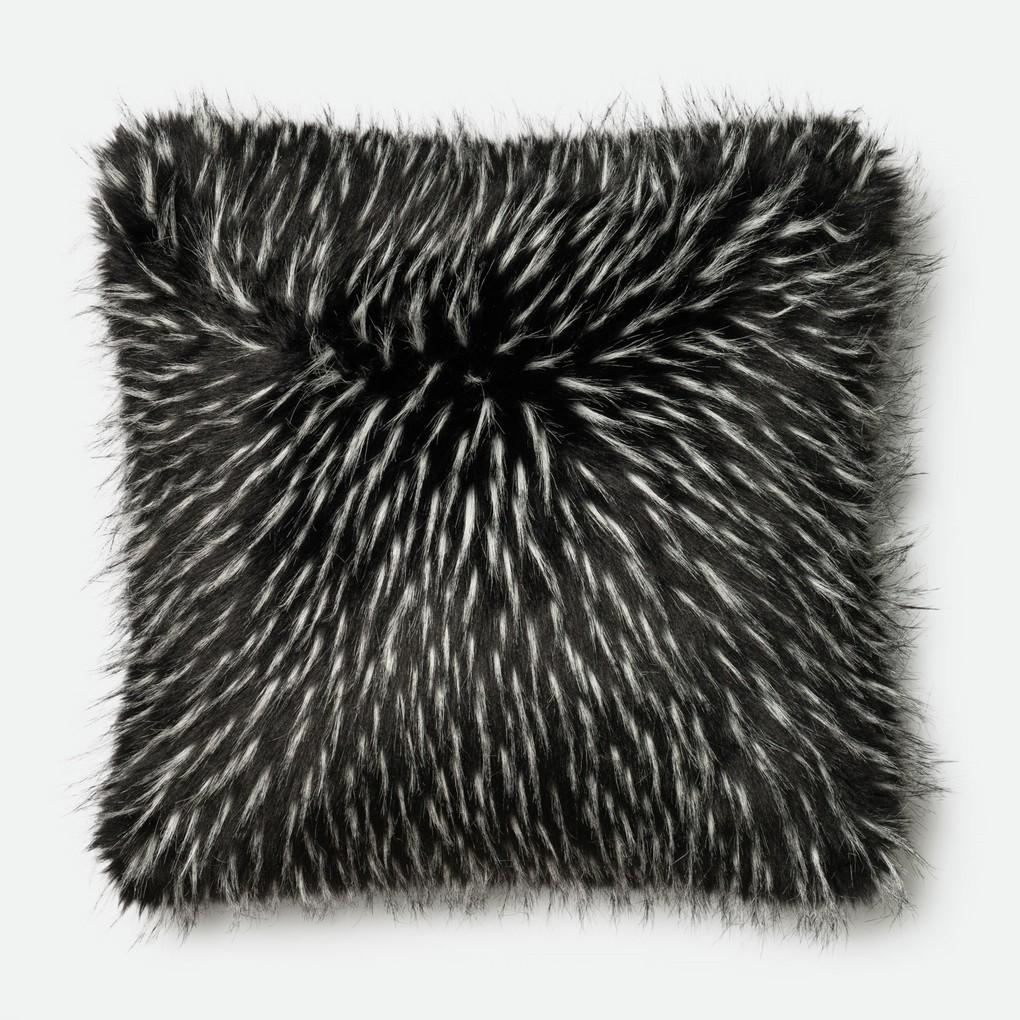 Black and White Pillow | Loloi