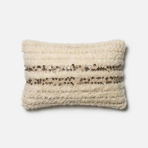 Ivory Pillow | Loloi