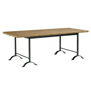 Camber Metal Dining Table | Magnolia Home