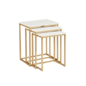 Luxe Nesting Tables | Magnolia Home