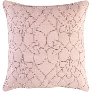 Dotted Pirouette Throw Pillow