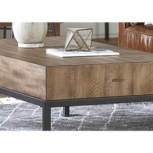 Butcher Block Coffee Table | Magnolia Home