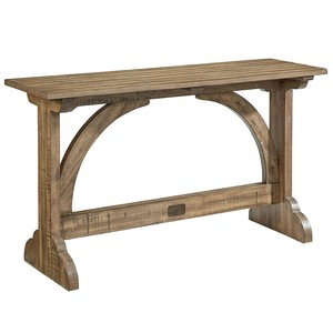Barrel Vault Console Table | Magnolia Home