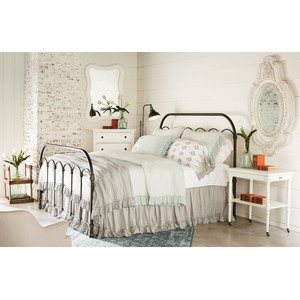 Colonnade Metal Bed | Magnolia Home