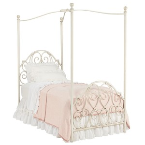 Garden Gate Youth Canopy Bed | Magnolia Home