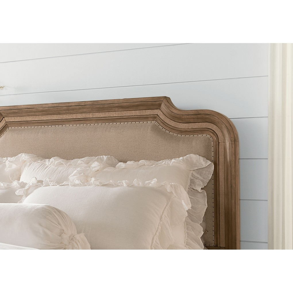 Stratum Upholstered Bed | Magnolia Home