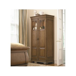 New Lou Tall Cabinet Armoire | Universal Furniture
