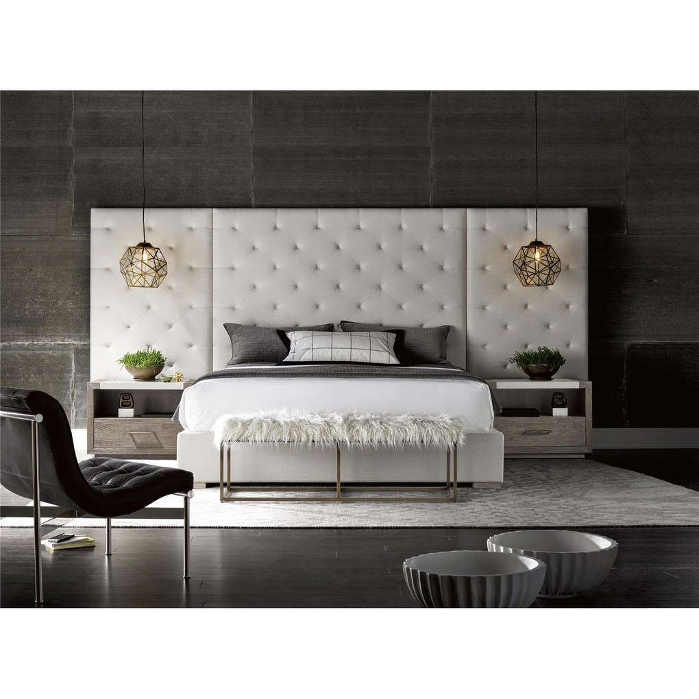 Brando Bed with Panels | Universal Furniture
