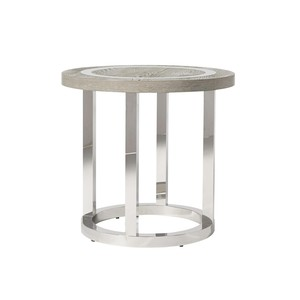 Wyatt Round End Table   Universal Furniture