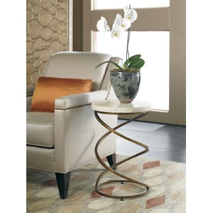 Stone Top Accent Table | CTH-Sherrill Occasional