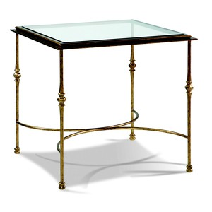 Square Lamp Table | CTH-Sherrill Occasional