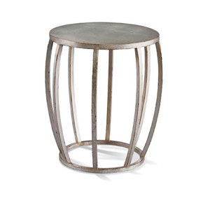 Drum End Table | CTH-Sherrill Occasional