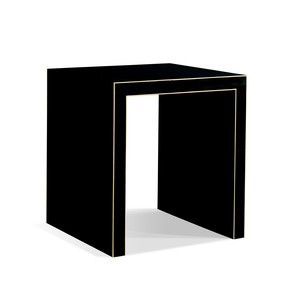 Square Side Table | CTH-Sherrill Occasional
