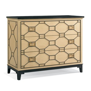 Fretwork Drawer Chest