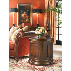 Tuscana Drum End Table