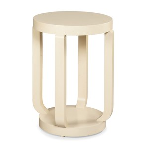 Solitaire Accent Table