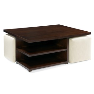 Cocktail Table with Storage | CTH-Sherrill Occasional