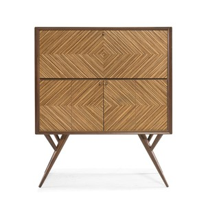 Heritage Bar Cabinet | CTH-Sherrill Occasional
