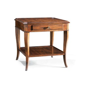 One Drawer End Table | CTH-Sherrill Occasional