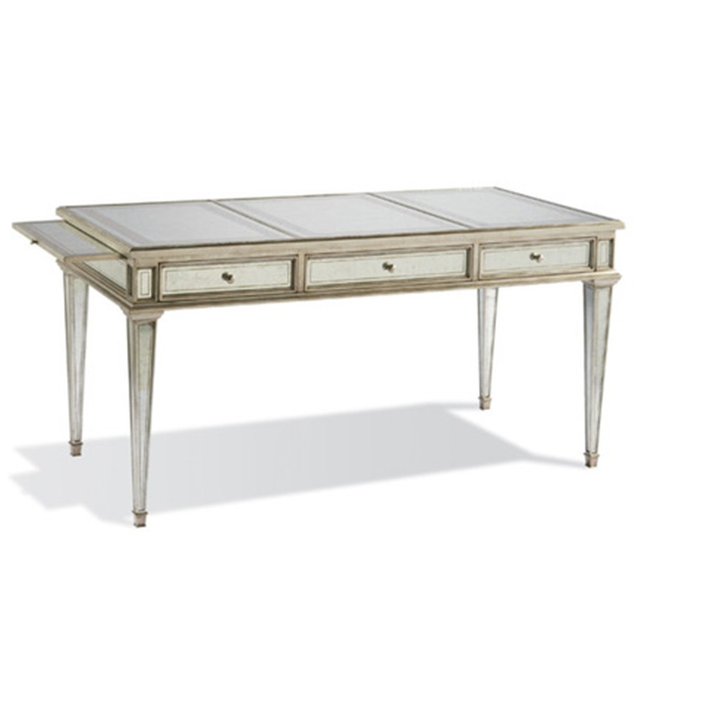 Eglomise Writing Desk | CTH-Sherrill Occasional