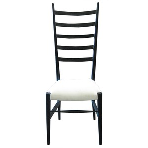 Ladder Dining Chair | Noir