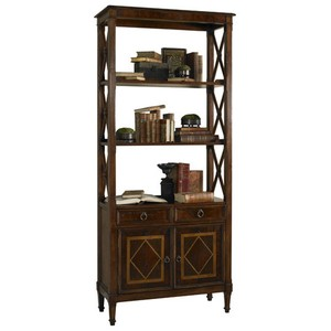 Storage Etagere | CTH-Sherrill Occasional