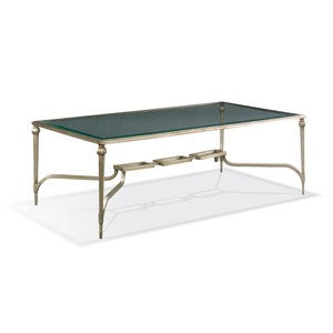 Rectangular Cocktail Table   CTH-Sherrill Occasional