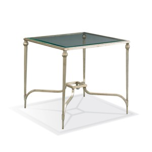 Square Side Table   CTH-Sherrill Occasional