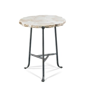 Martell Sliced Spot Table | CTH-Sherrill Occasional