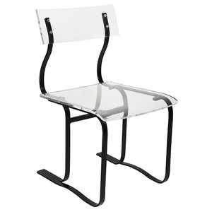 Riva Dining Chair | Noir