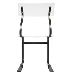 Riva Dining Chair   Noir