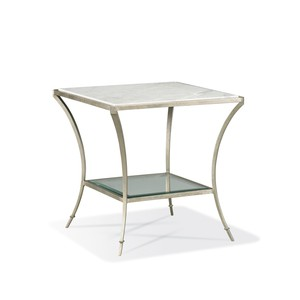 SQUARE END TABLE | CTH-Sherrill Occasional
