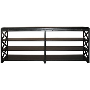 Sutton Console Table | Noir
