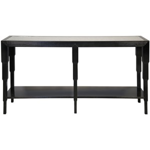 Arta Console Table | Noir