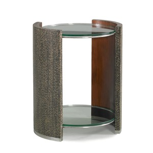 Gatsby Round Side Table | CTH-Sherrill Occasional