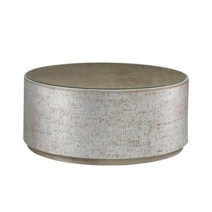 Drum Cocktail Table | CTH-Sherrill Occasional