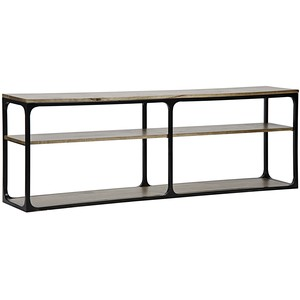 Large Novie Console Table | Noir