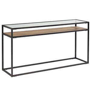 Showcase Console Table