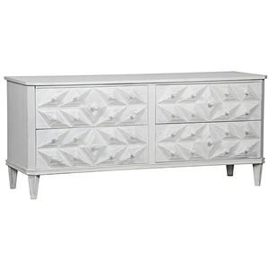 Giza Four Drawer Dresser