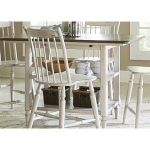 Center Island Table | Liberty Furniture