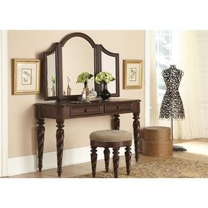 Tri View Vanity Mirror
