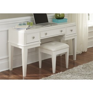 Vanity with Bench