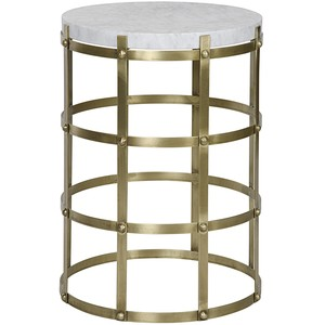 St. Petersburg Side Table | Noir