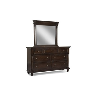 Dresser with Mirror | Legacy Classic