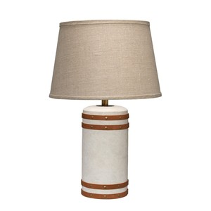 Barrel Table Lamp